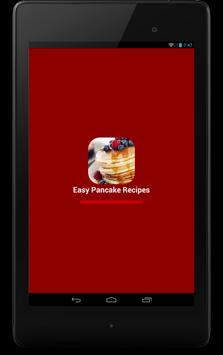 Easy Pancake Recipes poster