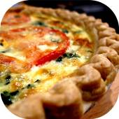 Quiche Recipes icon