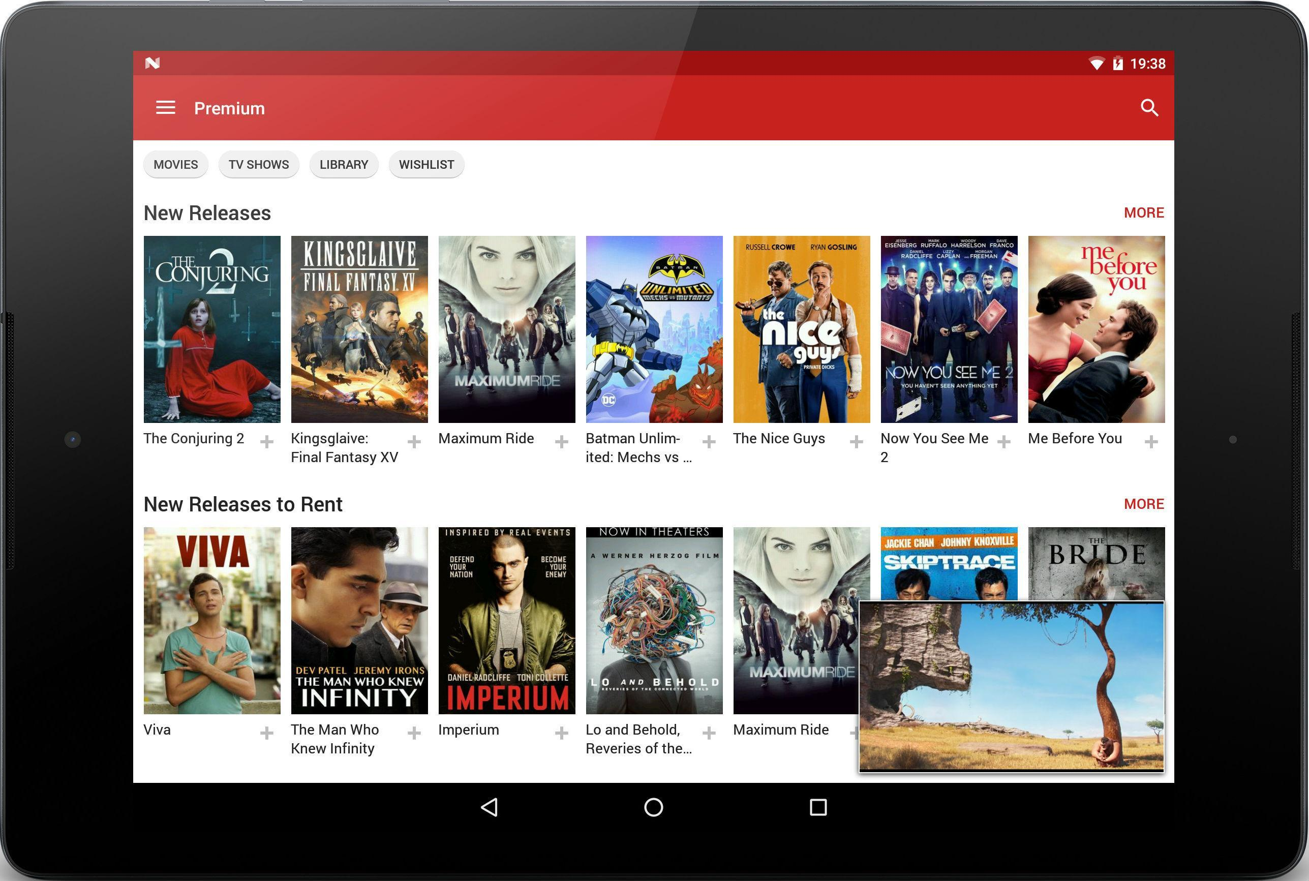 free tv on android mobile
