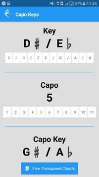 Capo Keys screenshot 2