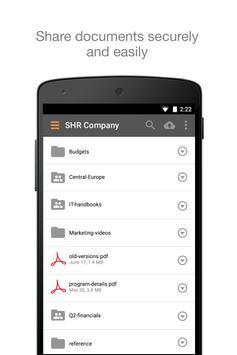 CudaDrive screenshot 1