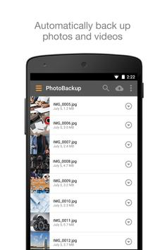 CudaDrive screenshot 2