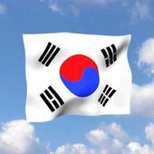 Korean Flag  Lite icon