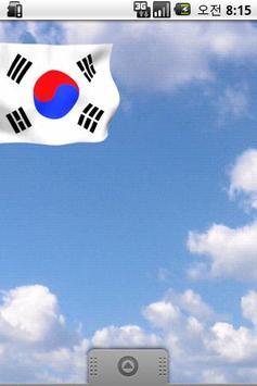 Korean Flag  Lite poster
