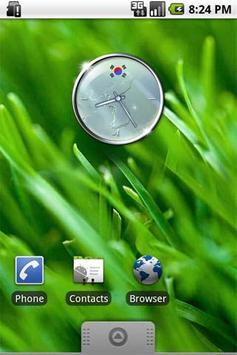 Korean Flag  Lite screenshot 1