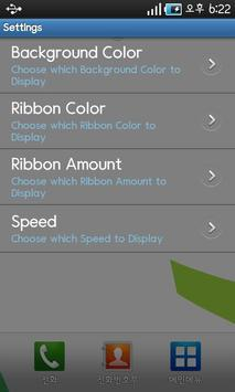Ribbon live apk screenshot