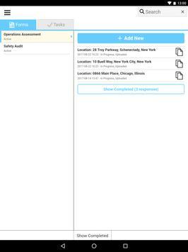 BarrickForms.com screenshot 2