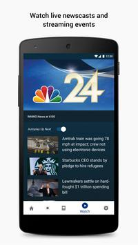 NBC 24 apk screenshot