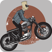 Bart Hill bike For Simps Adventure icon