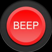 Beep censorship FREE icon