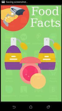 Look up food ingredients,allergens,nutrition facts apk screenshot