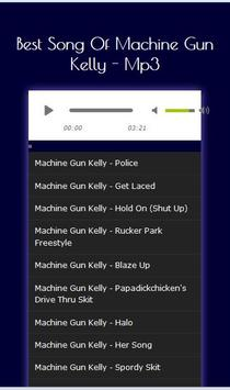 All Songs Machine Gun Kelly apk screenshot