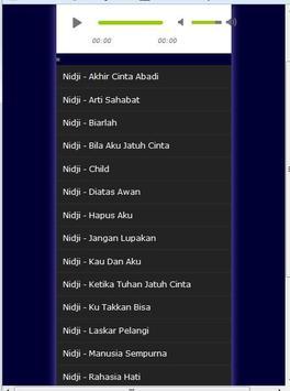 Lagu Nidji Lengkap - Mp3 apk screenshot