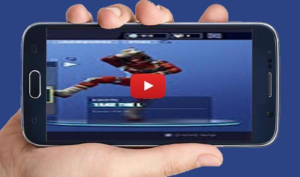 Fortnite Dance Video screenshot 2