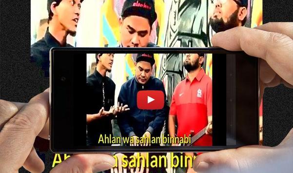 Rap Sholawat Zaman Now screenshot 1