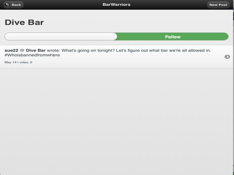 BarWarriors apk screenshot