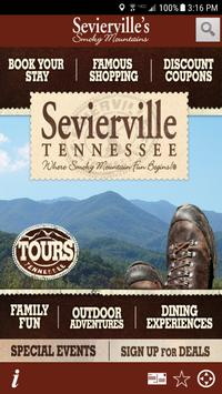 Sevierville's Smoky Mountains poster