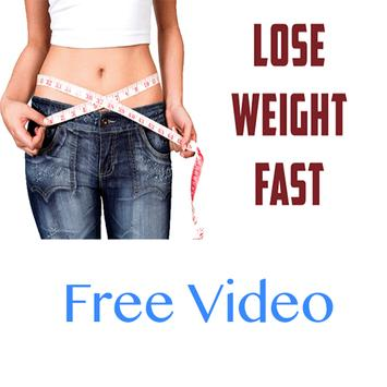 how to lose weight fast poster
