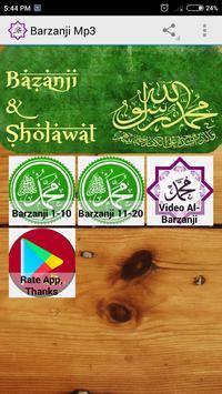 Barzanji Mp3 poster