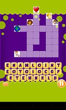 Kids Crosswords apk screenshot
