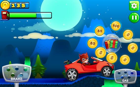 Kids Hill Masks Climb apk screenshot