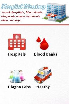 Hospital Directory India poster