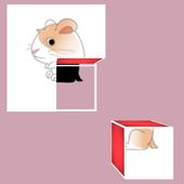 4 PIECE PUZZLE - ANIMALS icon