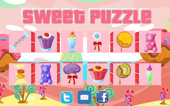 Sweet Puzzle apk screenshot