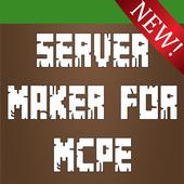 Server Maker For Minecraft PE icon