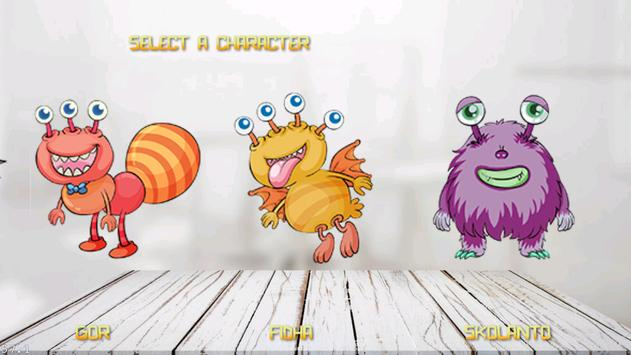 Monsters Puzzle for Kids screenshot 4