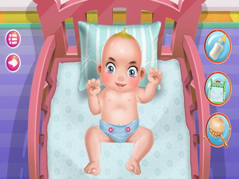 Babysitter Newborn Baby Care - Babysitting Game screenshot 3