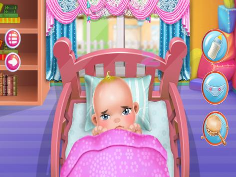 Babysitter Newborn Baby Care - Babysitting Game screenshot 5