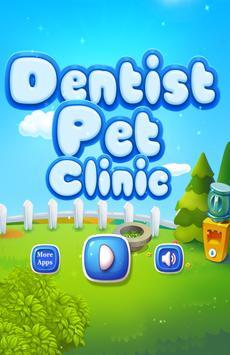 Dentist Pet Clinic poster