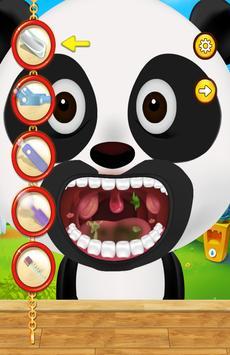 Dentist Pet Clinic Kids Games apk screenshot