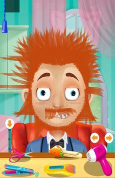 Hair Salon & Barber Kids Games screenshot 4