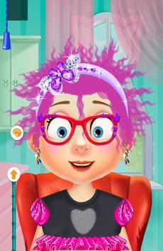 Hair Salon & Barber Kids Games screenshot 8