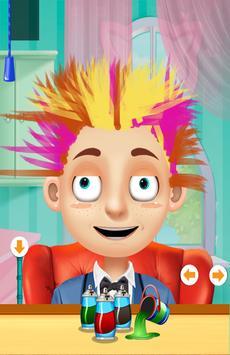 Hair Salon & Barber Kids Games screenshot 10