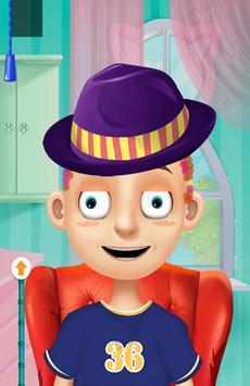Hair Salon & Barber Kids Games screenshot 12