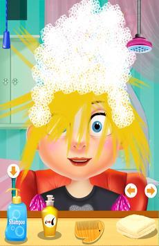 Hair Salon & Barber Kids Games screenshot 2