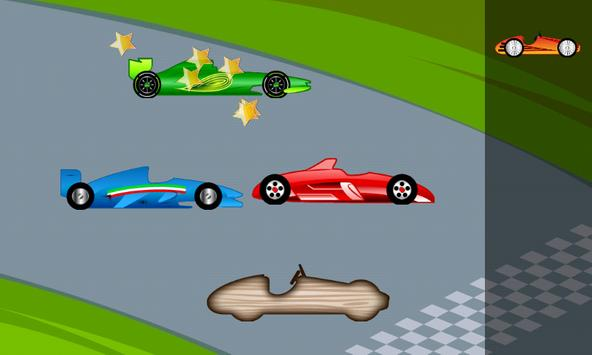 Cars Puzzle for Toddlers Games apk screenshot