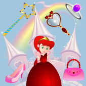 Princesses Puzzle for Toddlers icon