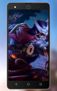 HD Mobile Legend Wallpaper 4K poster
