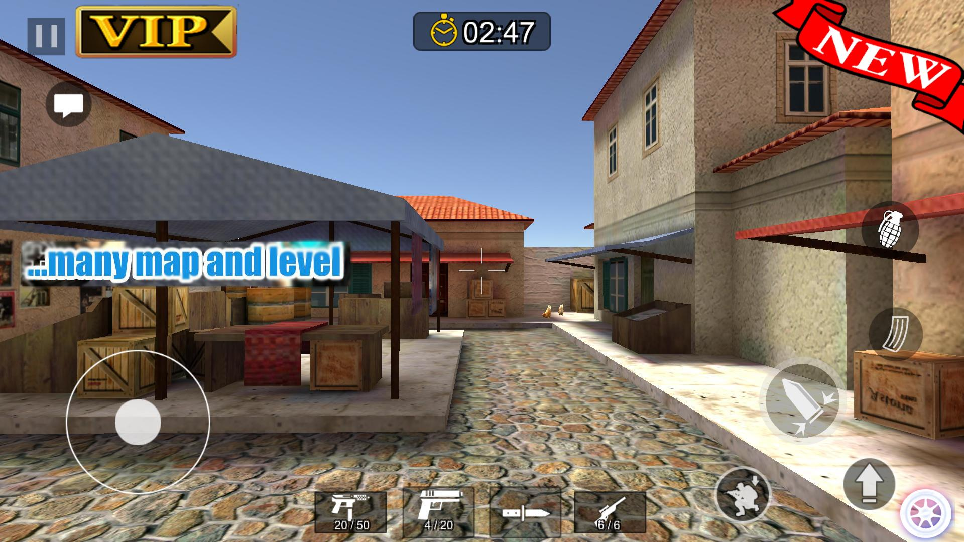 FPS: Half-Life Strike Terrorist for Android - APK Download