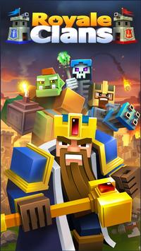 Royale Clans – Clash of Wars poster