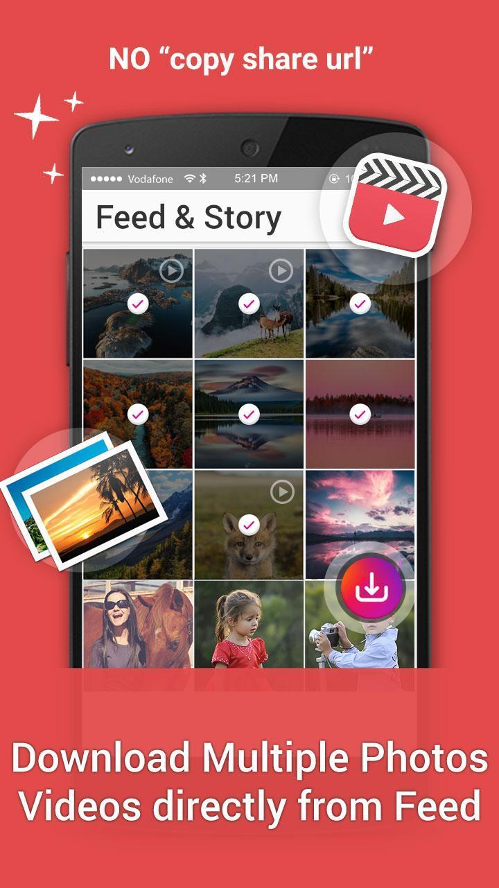 BatchSave for Instagram Pro v22.0 Cracked APK 1