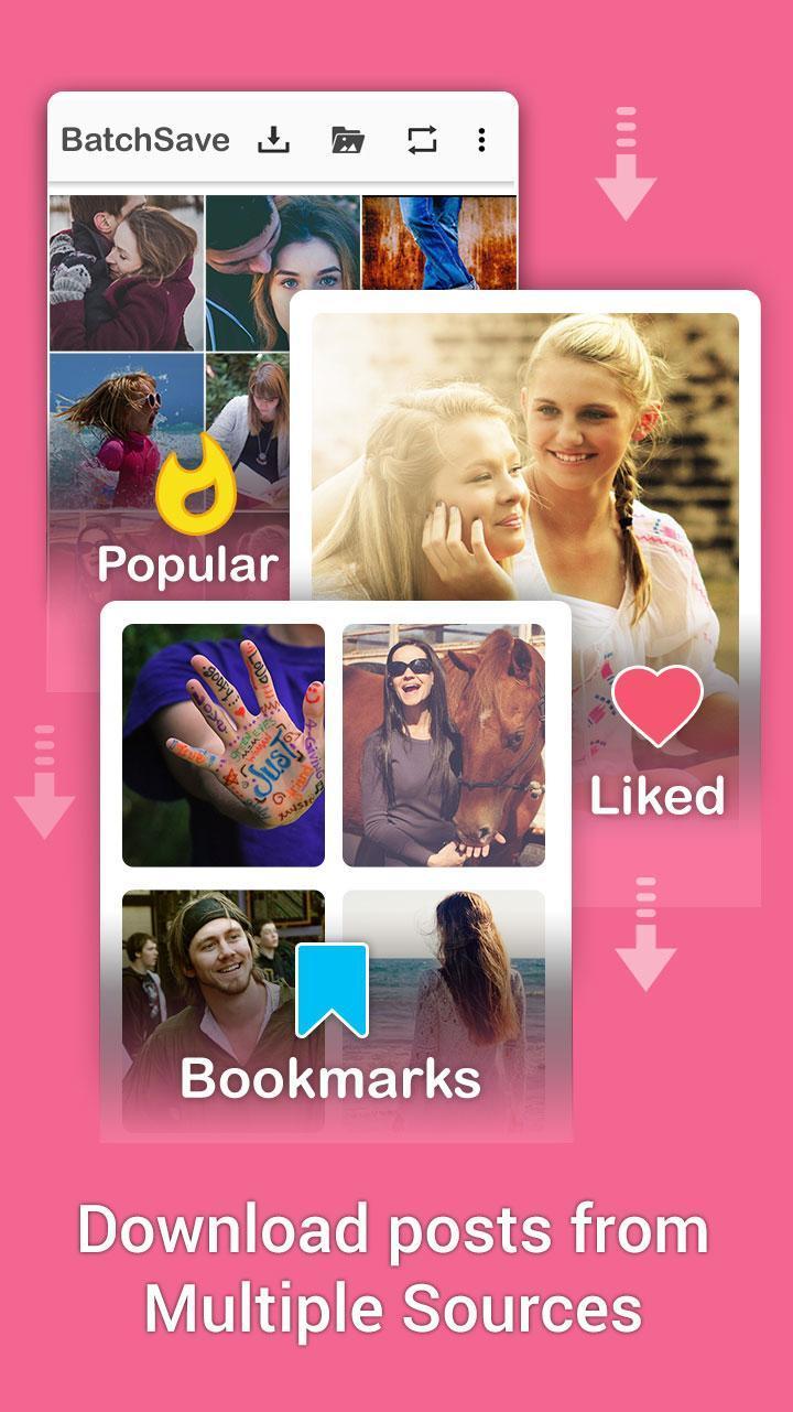 BatchSave for Instagram Pro v22.0 Cracked APK 3