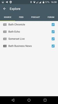 Bath free news screenshot 5