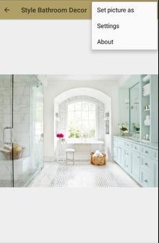 Bathroom Decor screenshot 3