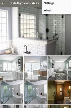 Bathroom Ideas screenshot 2