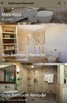 Bathroom Remodel poster